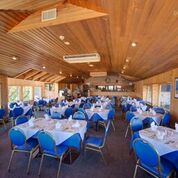35.1 Large Room inside Restaurant