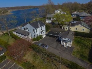 Drone Shot Home & Cottage