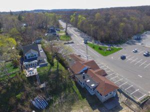 Drone Shot Home & Restaurant
