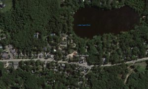 1294 N Sea Road Aerial Image