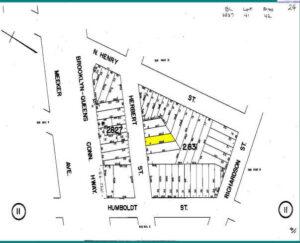 54 Herbert St map