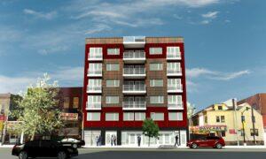 172-18 Jamaica Ave rendering