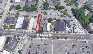 43 E Main St property line