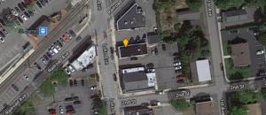 499 Lake Ave Aeriel map