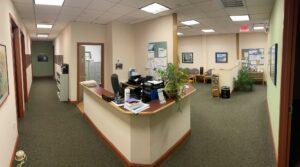 140 Adams Ave Hauppauge office reception