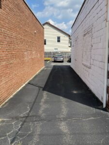parking alley